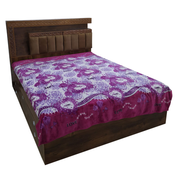 تخت خواب دونفره مدل امپراطور سایز 160×200 سانتی متر