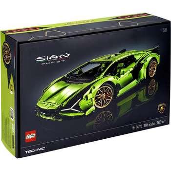 لگو سری تکنیک مدل Lamborghini Sián 42115