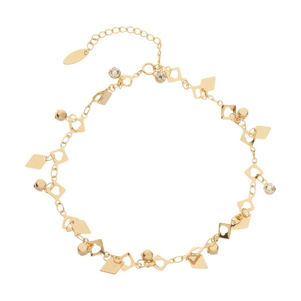 پابند طلا 18 عیار زنانه مایا ماهک مدل MA0160