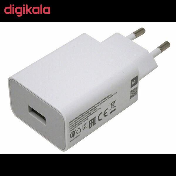 شارژر دیواری شیائومی مدل MDY-10-EF به همراه کابل تبدیل USB-C main 1 6