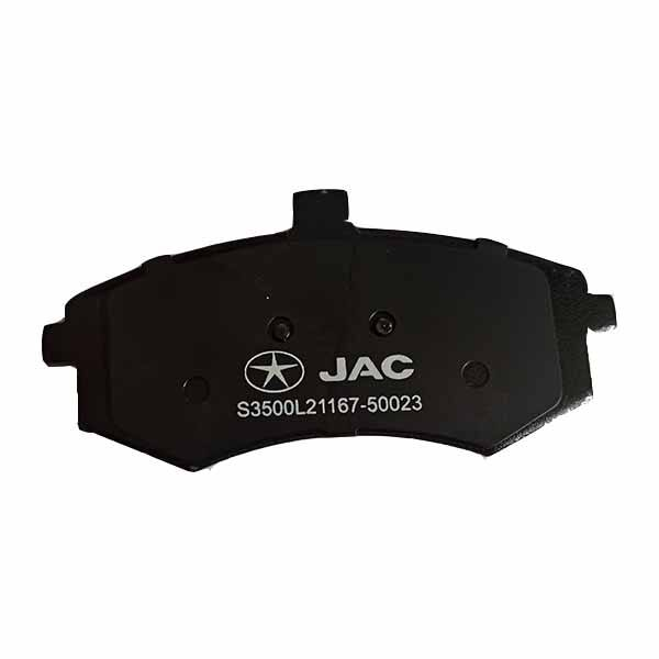 لنت ترمز جلو جک موتورز مدل 50023 مناسب برای جک j5