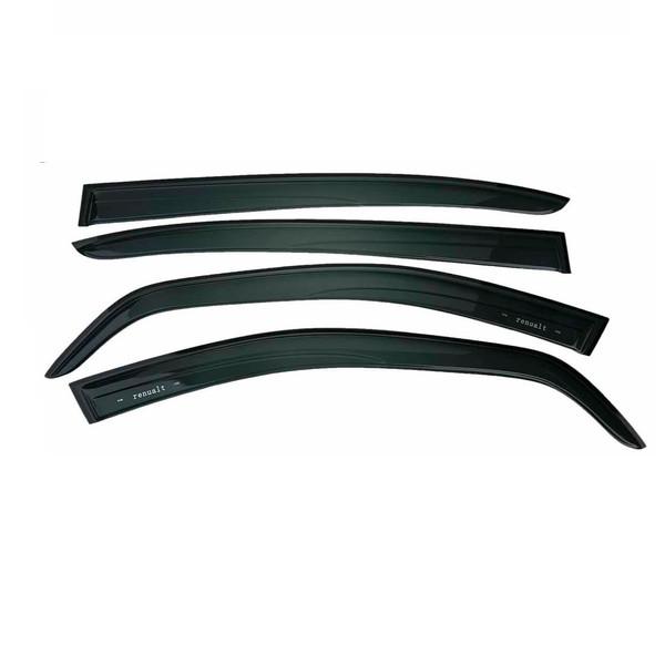 بادگیر شیشه خودرو رنو مدل USE مناسب برای ساندرو بسته 4 عددی