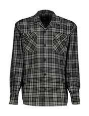 پیراهن مردانه گری مدل GW19 -  - 1