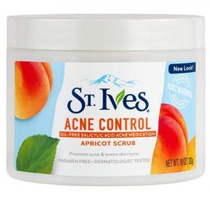 اسکراب لایه بردار پوست اس تی.ایوز مدل Acne Control حجم 283 میلی لیتر