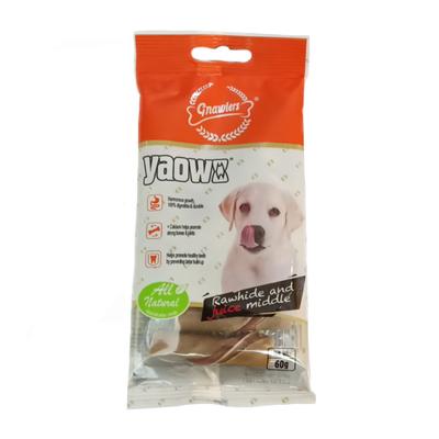 غذای تشویقی سگ گناولرز مدل Yaowo وزن ۶۰ گرم