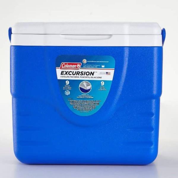 یخدان سفری کلمن مدل 9qt گنجاش 8.5 لیتر