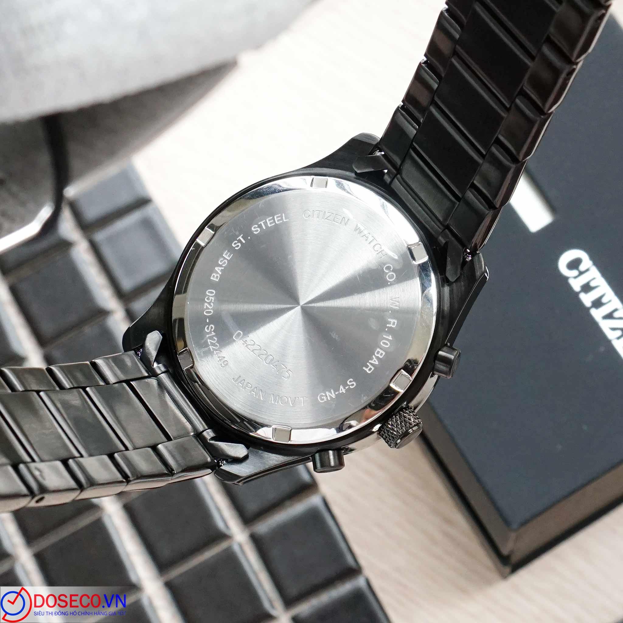 ساعت مچی عقربه ای مردانه سیتی زن مدل AN8195-58E