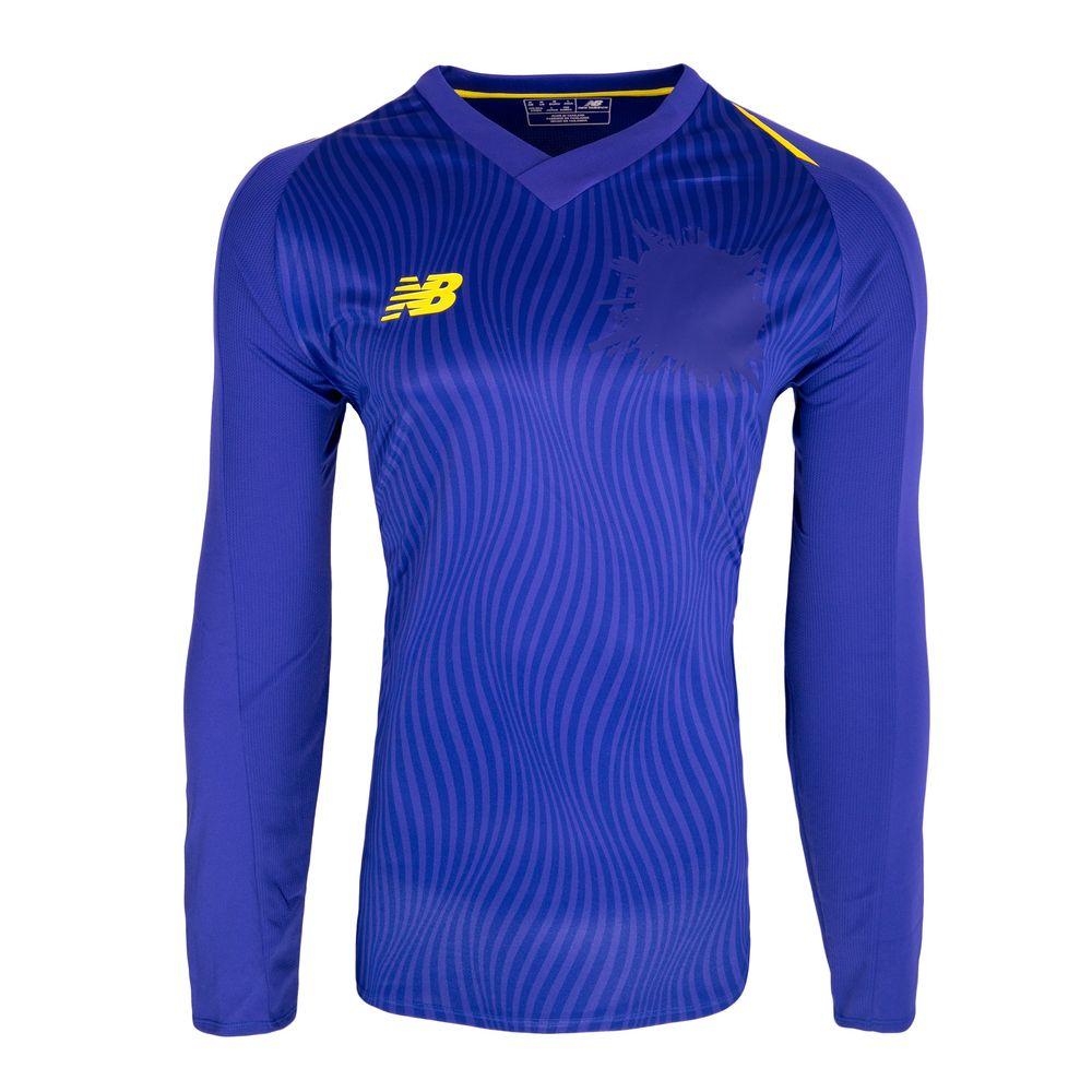 تصویر تی شرت ورزشی پسرانه نیو بالانس مدل JT830386NAB