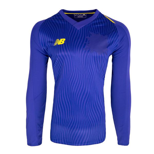 تی شرت ورزشی پسرانه نیو بالانس مدل JT830386NAB