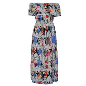 پیراهن ساحلی زنانه مدل 358800415