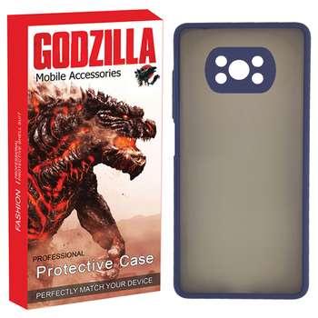 کاور گودزیلا مدل CGM-LE مناسب برای گوشی موبایل شیائومی Mi Poco X3 NFC
