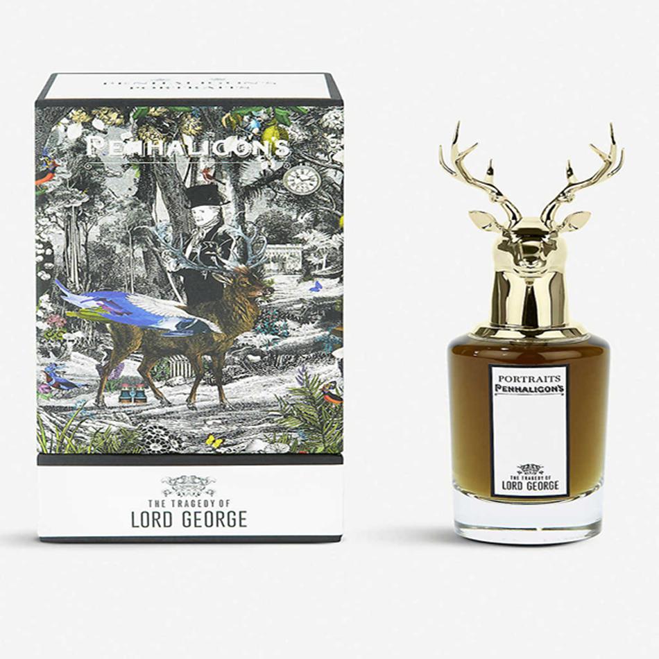 ادو پرفیوم پنهالیگون مدل The Tragedy of Lord George حجم 75 میلی لیتر
