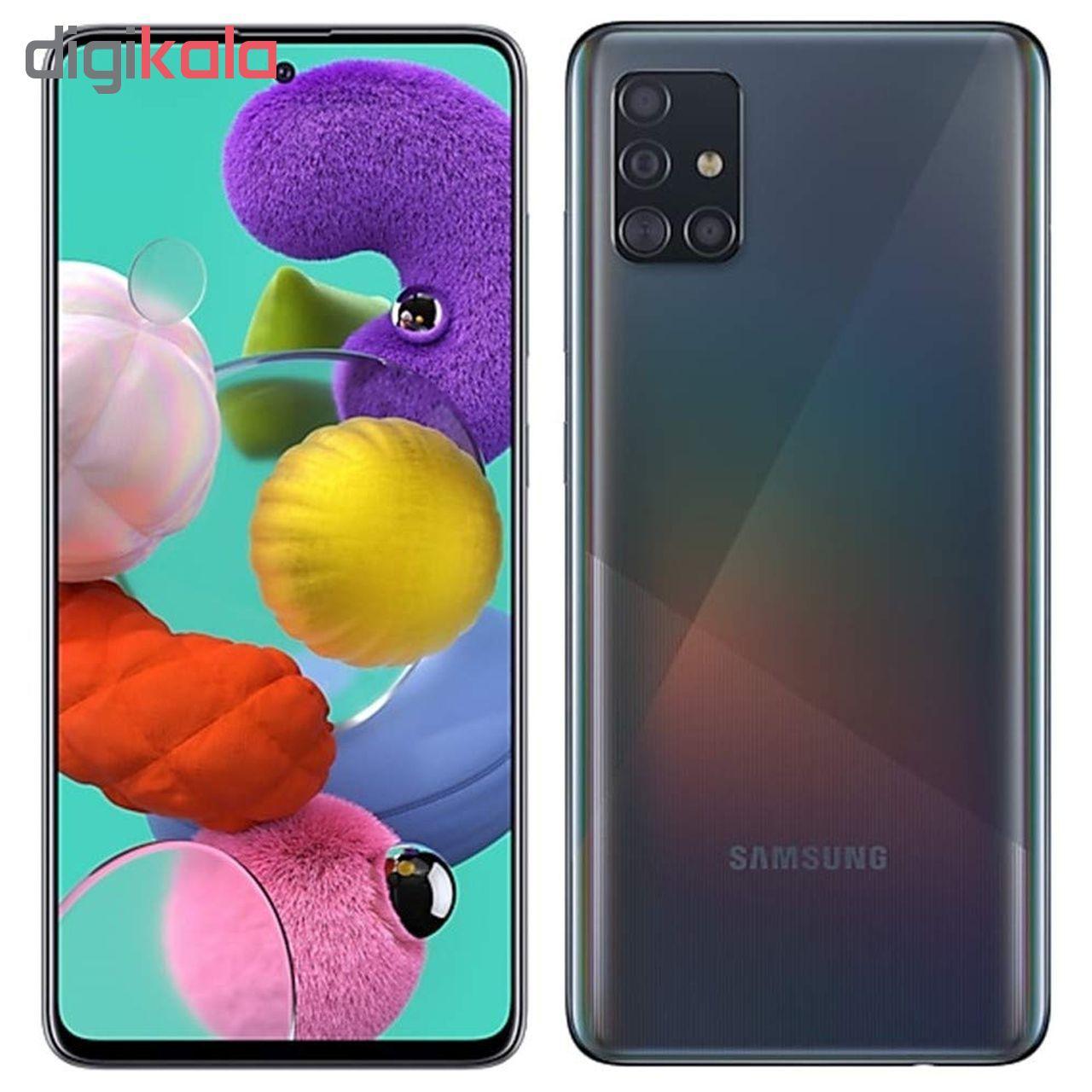 گوشی موبایل سامسونگ مدل Galaxy A51 SM-A515F/DSN دو سیم کارت ظرفیت 128گیگابایت main 1 6