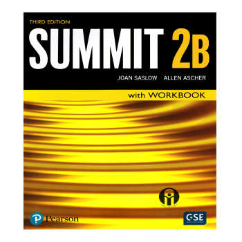کتاب Summit 2B اثر Joan Saslow And Allen Ascher انتشارات الوندپویان