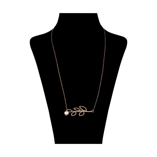گردنبند طلا 18 عیار زنانه نیوانی مدل N1007