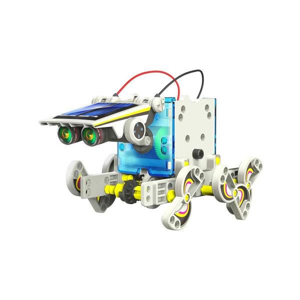 کیت آموزشی ساخت ربات مدل Educational Solar Robot