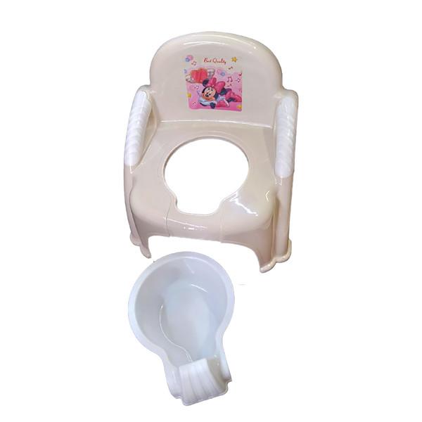 توالت فرنگی کودک مدل قصری