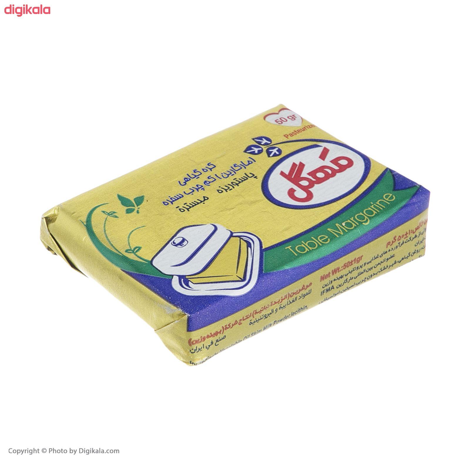کره گیاهی مهگل - 50 گرم  main 1 3