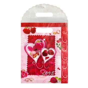 پاکت هدیه مدل قلب کد RK-01