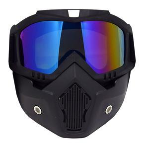 عینک موتور سواری مدل 1070