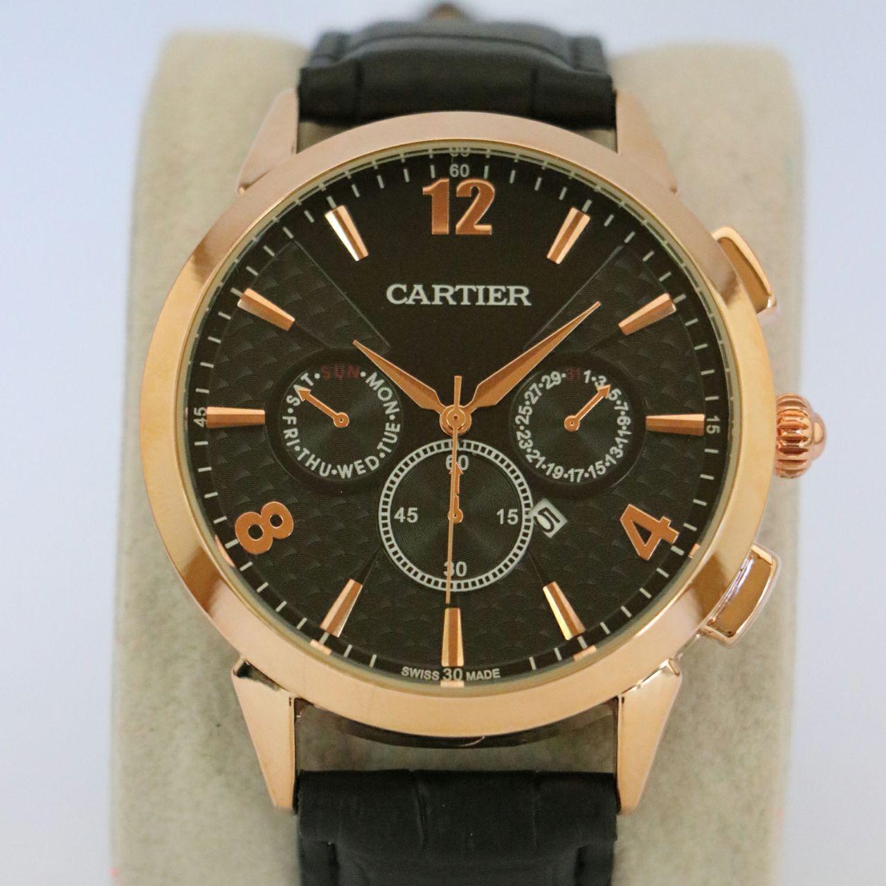 ساعت مچی عقربهای مردانه مدل C.R-217              اصل