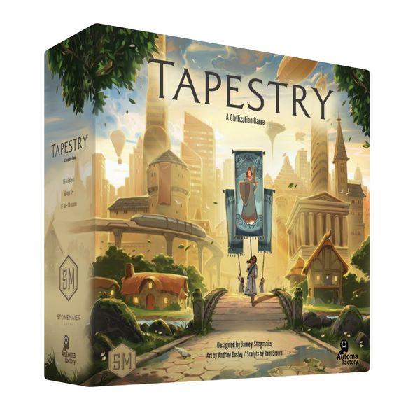 بازی فکری مدل tapestry