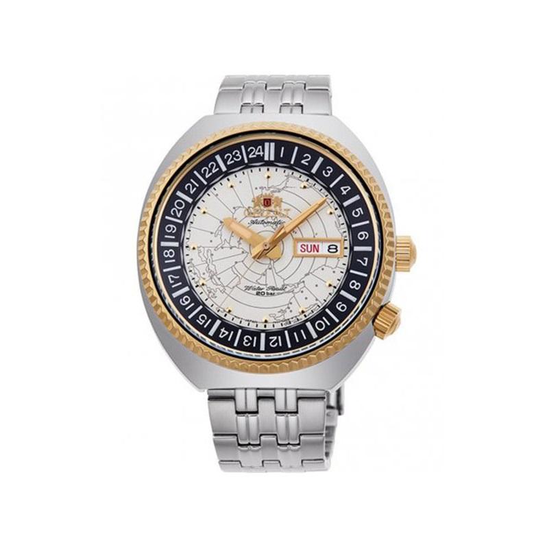 ساعت مچی عقربهای مردانه اورینت مدل RA-AA0E01S09C