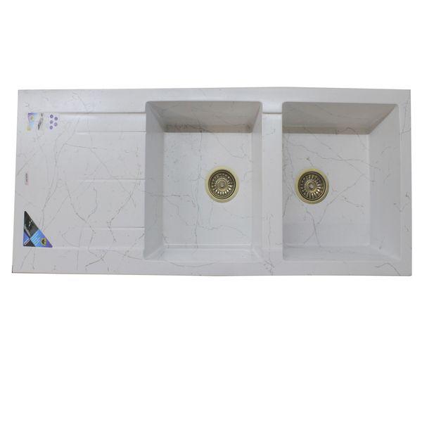 سینک ظرفشویی پارادایز مدل 213TURKEY-RAGTN توکار