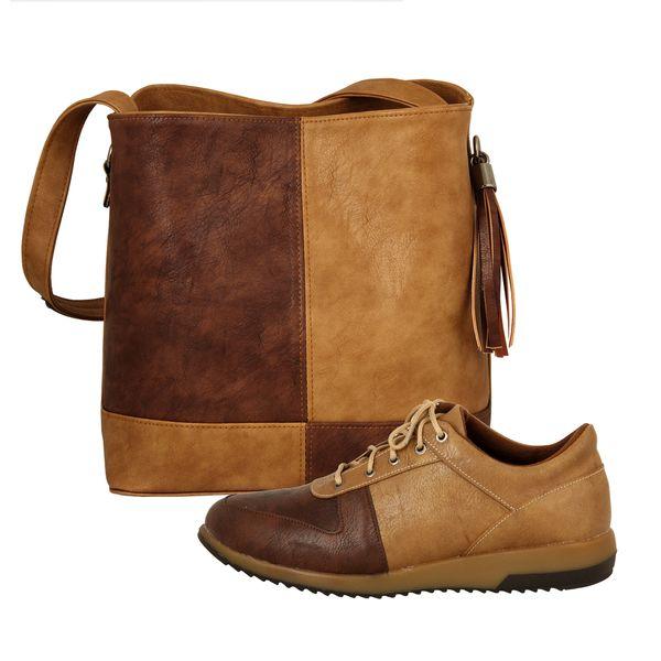 ست کیف و کفش زنانه مدل بهار کد 986-1