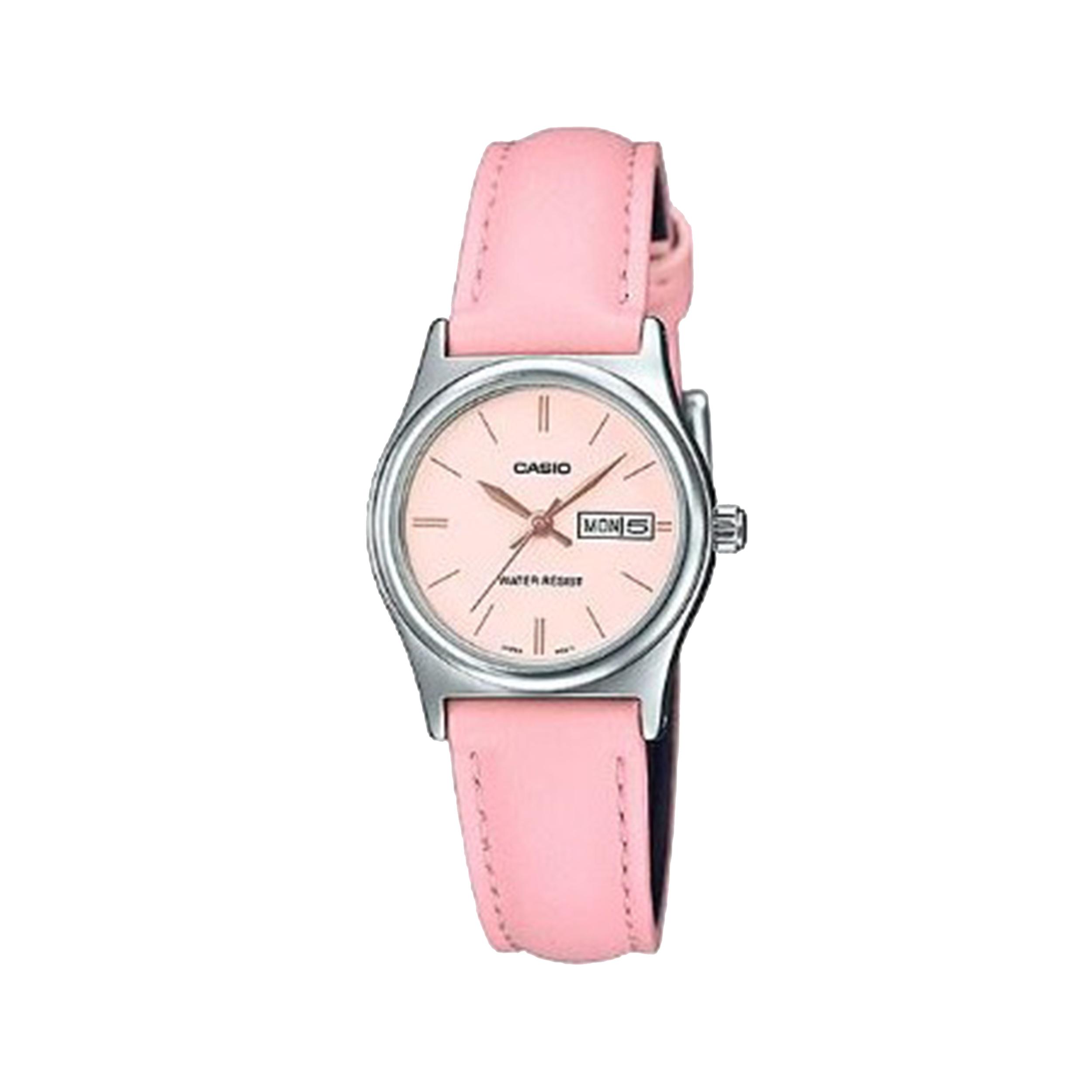خرید و قیمت                      ساعت مچی  زنانه کاسیو مدل LTP-V006L-4BUDF