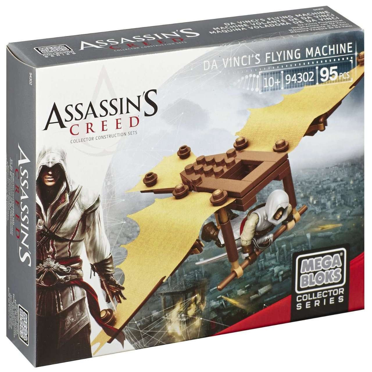ساختنی مگا بلاکس مدل Assassins Creed کد 94302