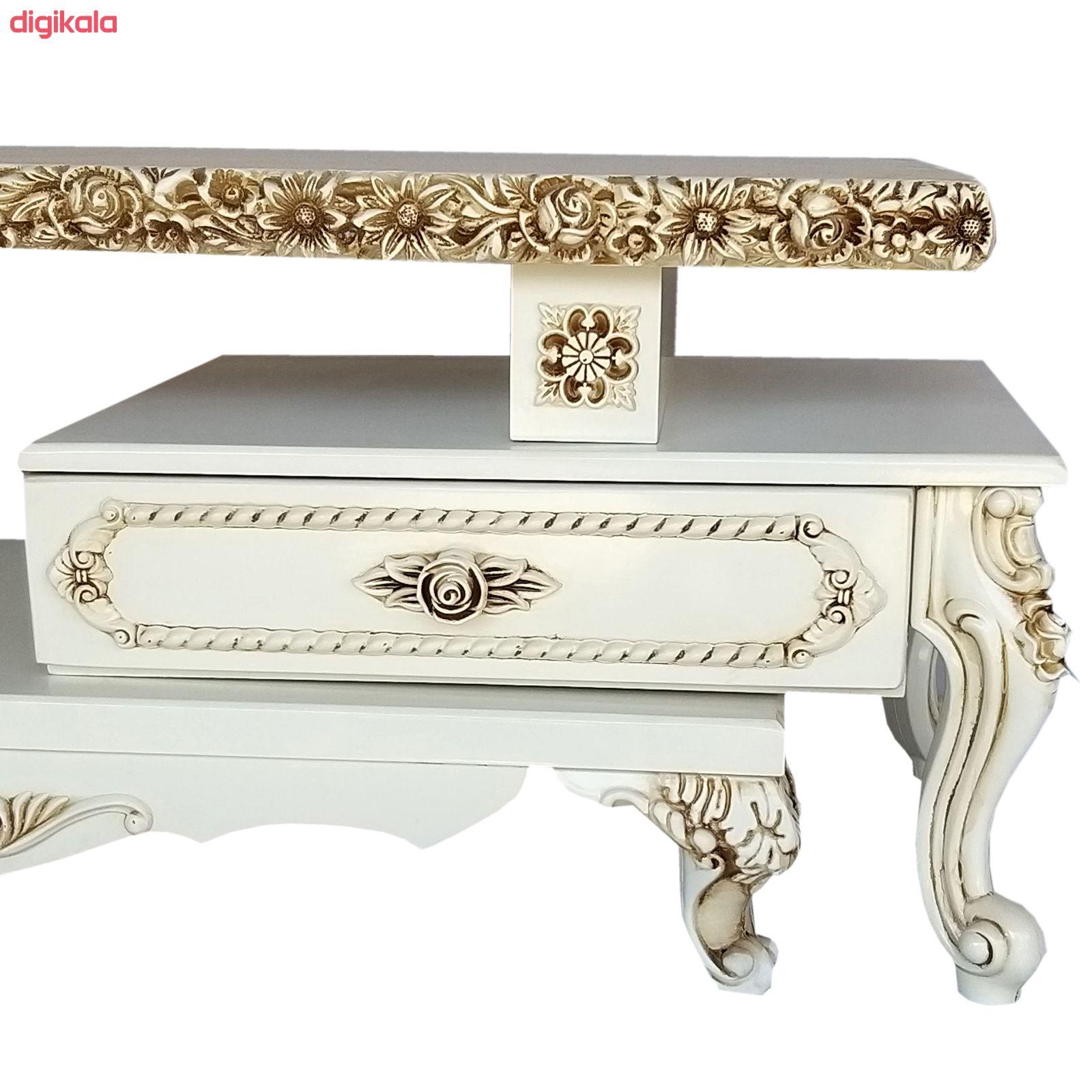میز تلویزیون مدل ونوس کد003