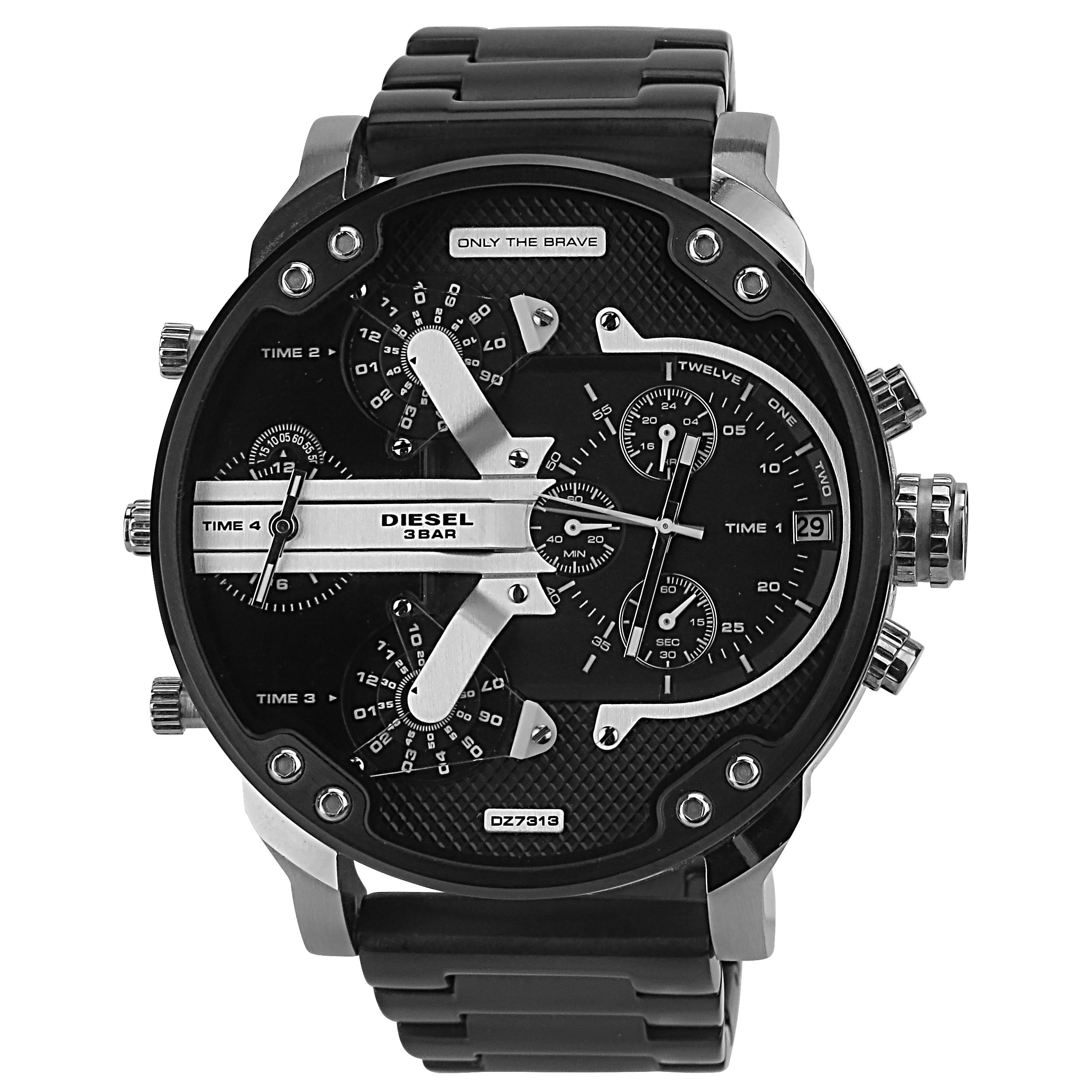 قیمت و خرید                      ساعت مچی عقربهای مردانه دیزل مدل DZ7400