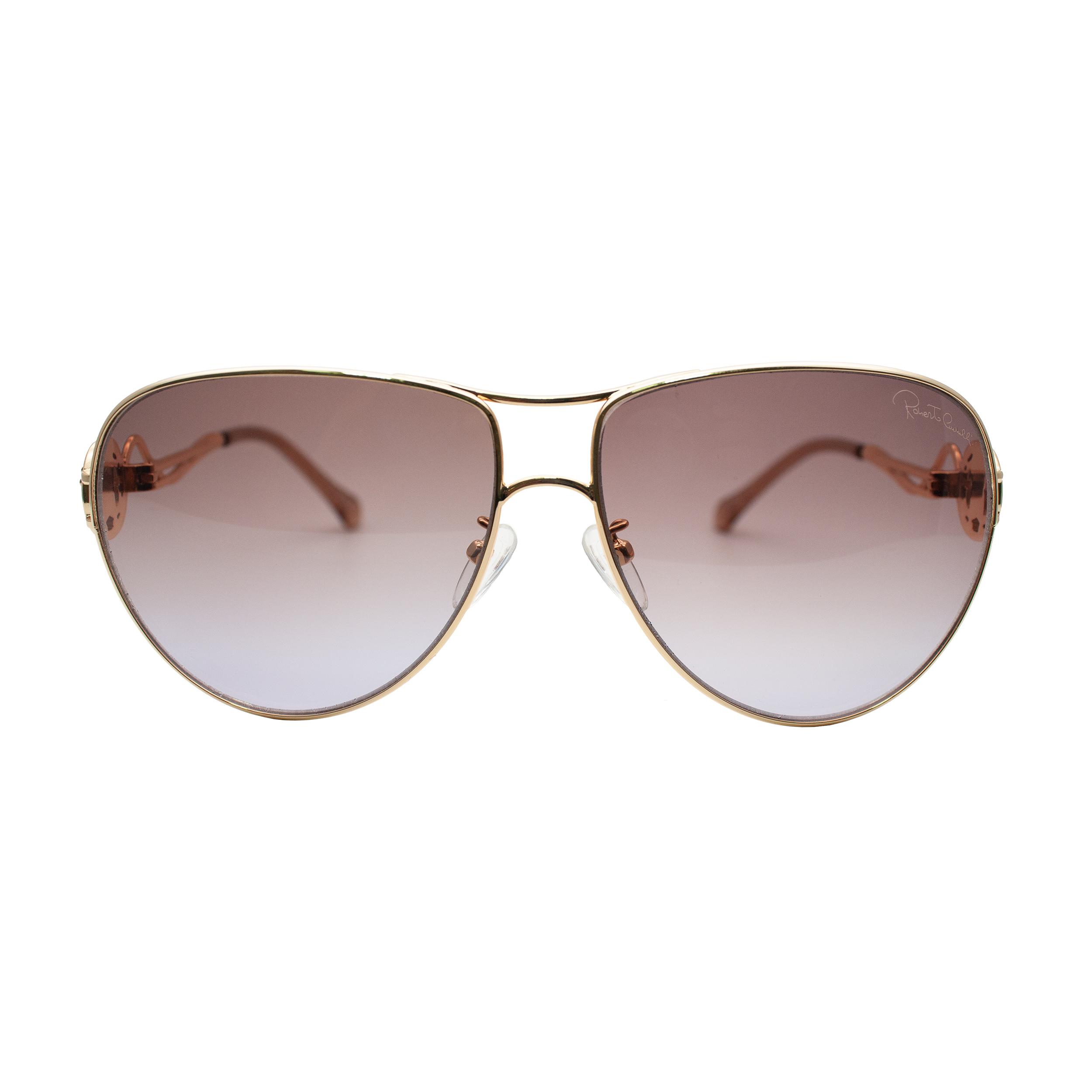 عینک آفتابی روبرتو کاوالی مدل GAVORRANO 1067 33A