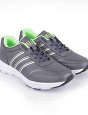 کفش مخصوص پیاده روی بچگانه ملی مدل لارا کد 83491699 رنگ طوسی -  - 2