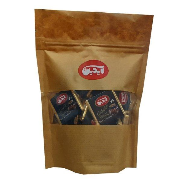 شکلات تلخ 85 درصد آیدین - 200 گرم