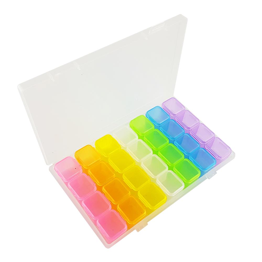 جعبه نظم دهنده مدل box