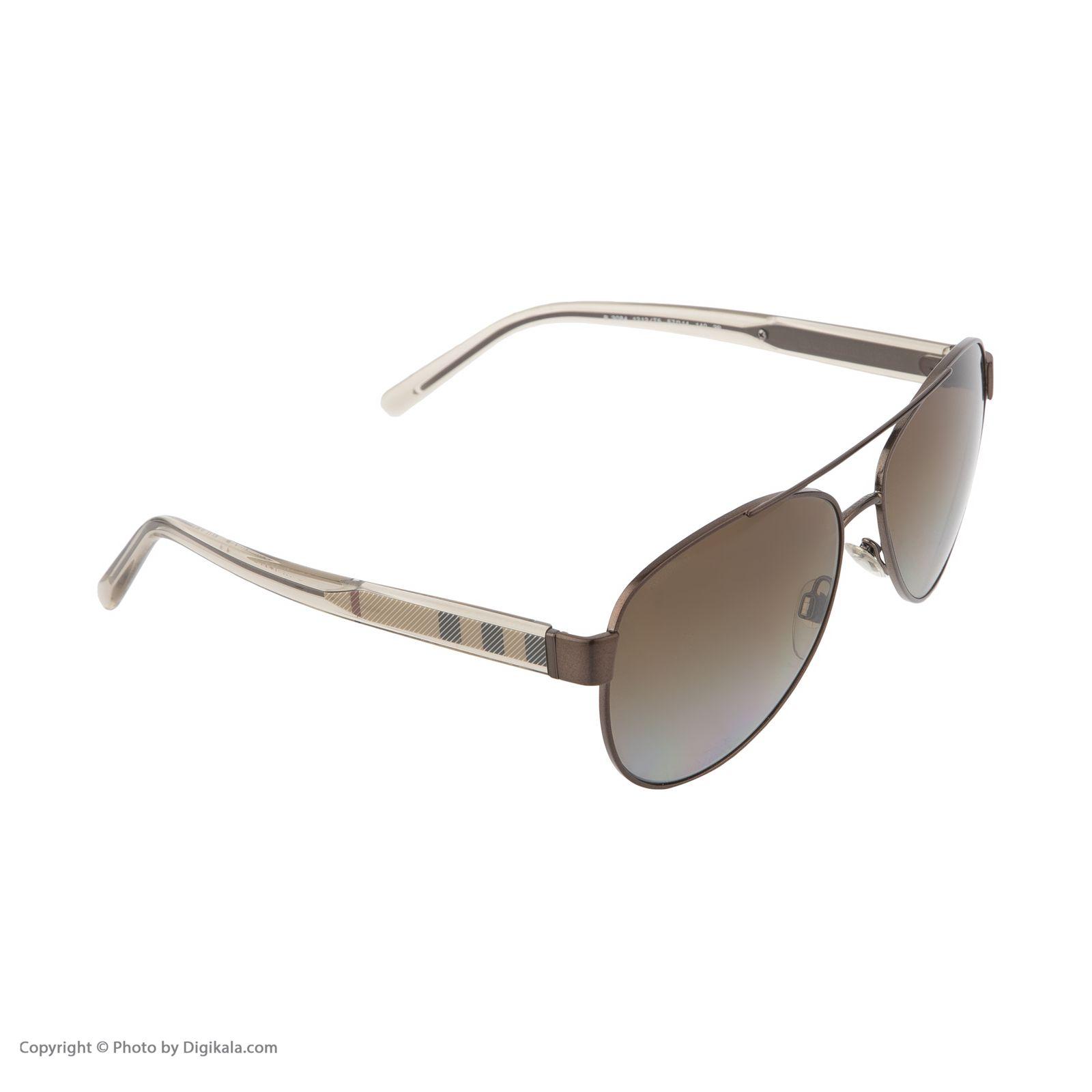 عینک آفتابی زنانه بربری مدل BE 3084S 1212T5 57 -  - 4