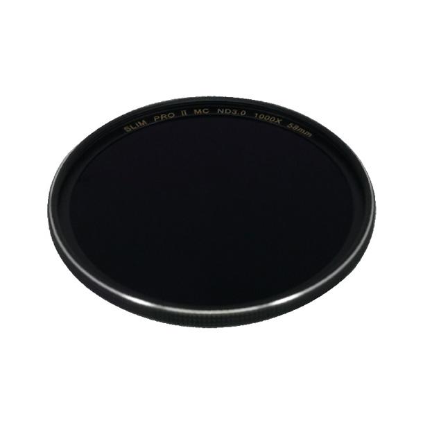 بررسی و {خرید با تخفیف} فیلتر لنز زومی مدل PRO II MC SilverRing ND1000 49mm اصل