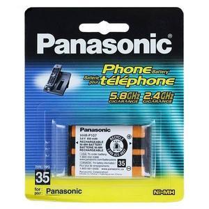 باتری تلفن بی سیم پاناسونیک مدل HHR-P107