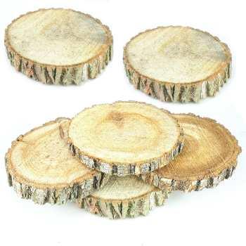 تخته چوب مدل wood 5 بسته 6 عددی