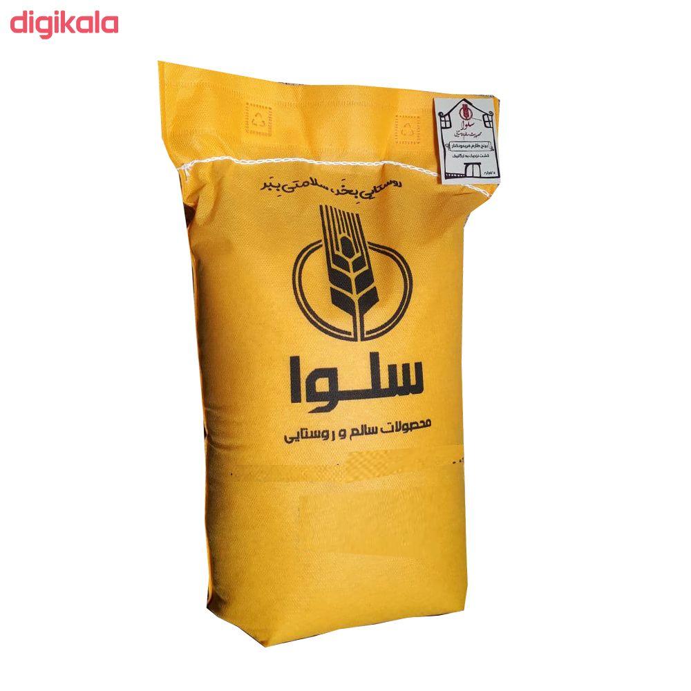 برنج طارم سلوا - 5 کیلوگرم main 1 1