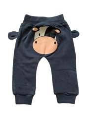 ست تی شرت و شلوار نوزادی طرح گاو کد FF-080 -  - 3