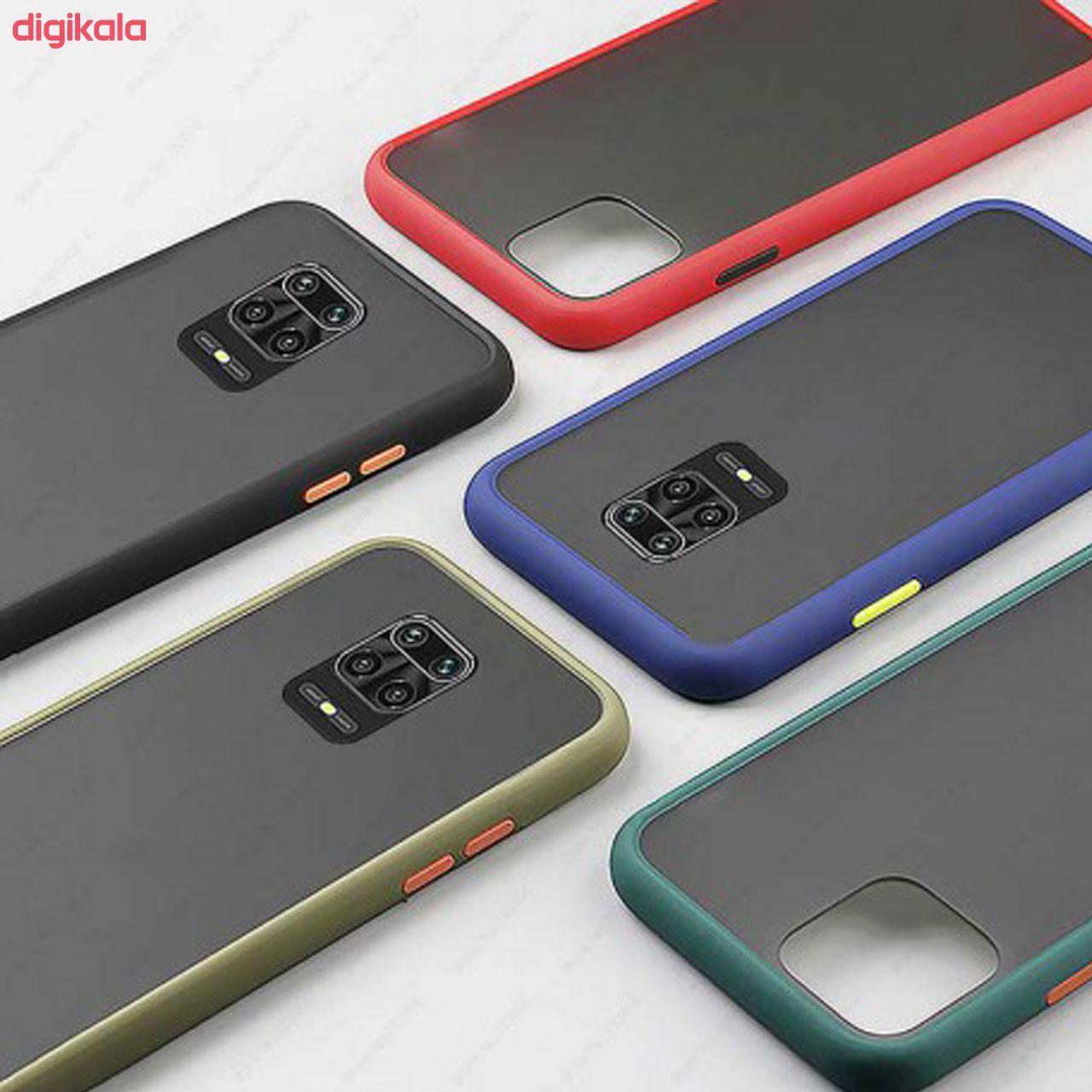 کاور کینگ پاور مدل M22 مناسب برای گوشی موبایل شیائومی Redmi Note 9S / Note 9 Pro / Note 9 Pro Max main 1 11