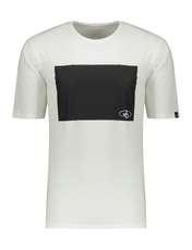 تی شرت مردانه پاتن جامه کد 99M5224 رنگ سفید -  - 1
