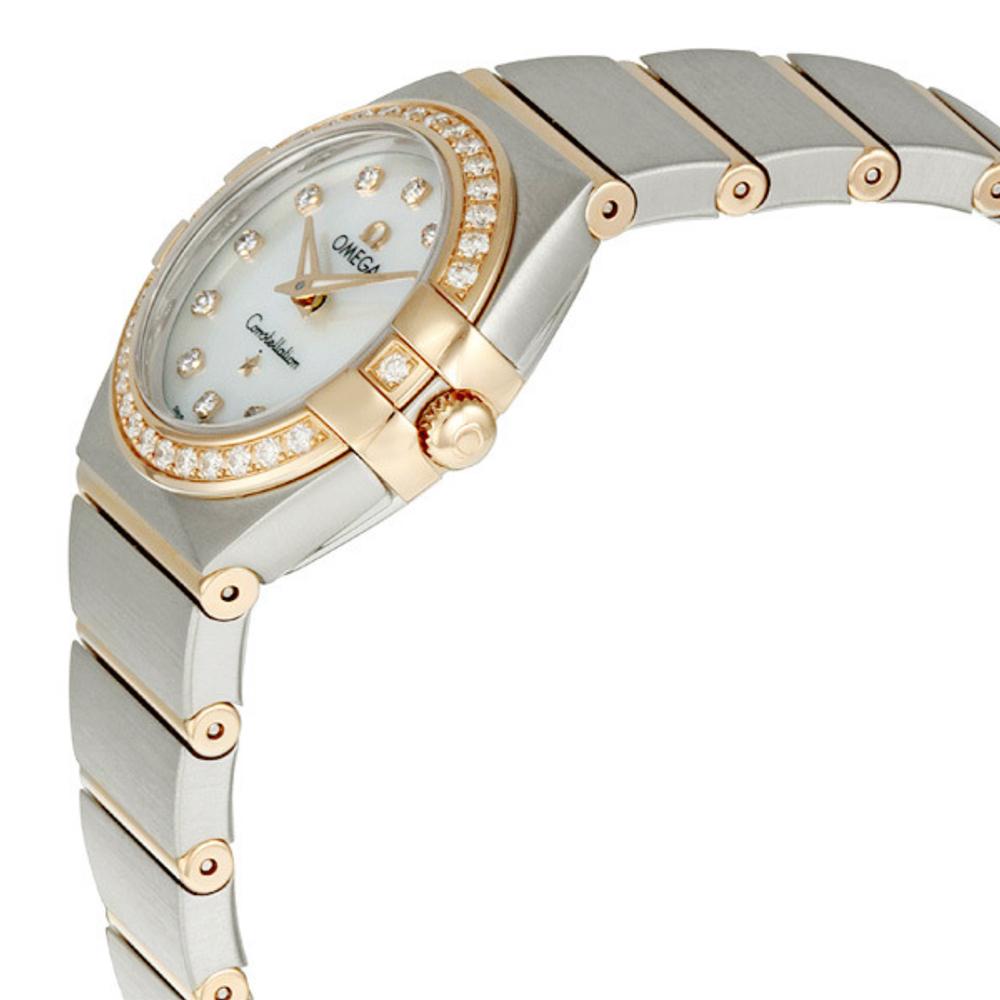 ساعت مچی عقربه ای زنانه مدل Constellation کد 03              خرید (⭐️⭐️⭐️)