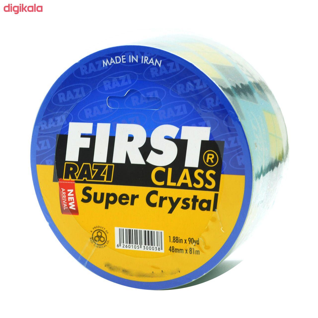 نوار چسب رازیمدل first super crystal-43m عرض 48 میلی متر main 1 2