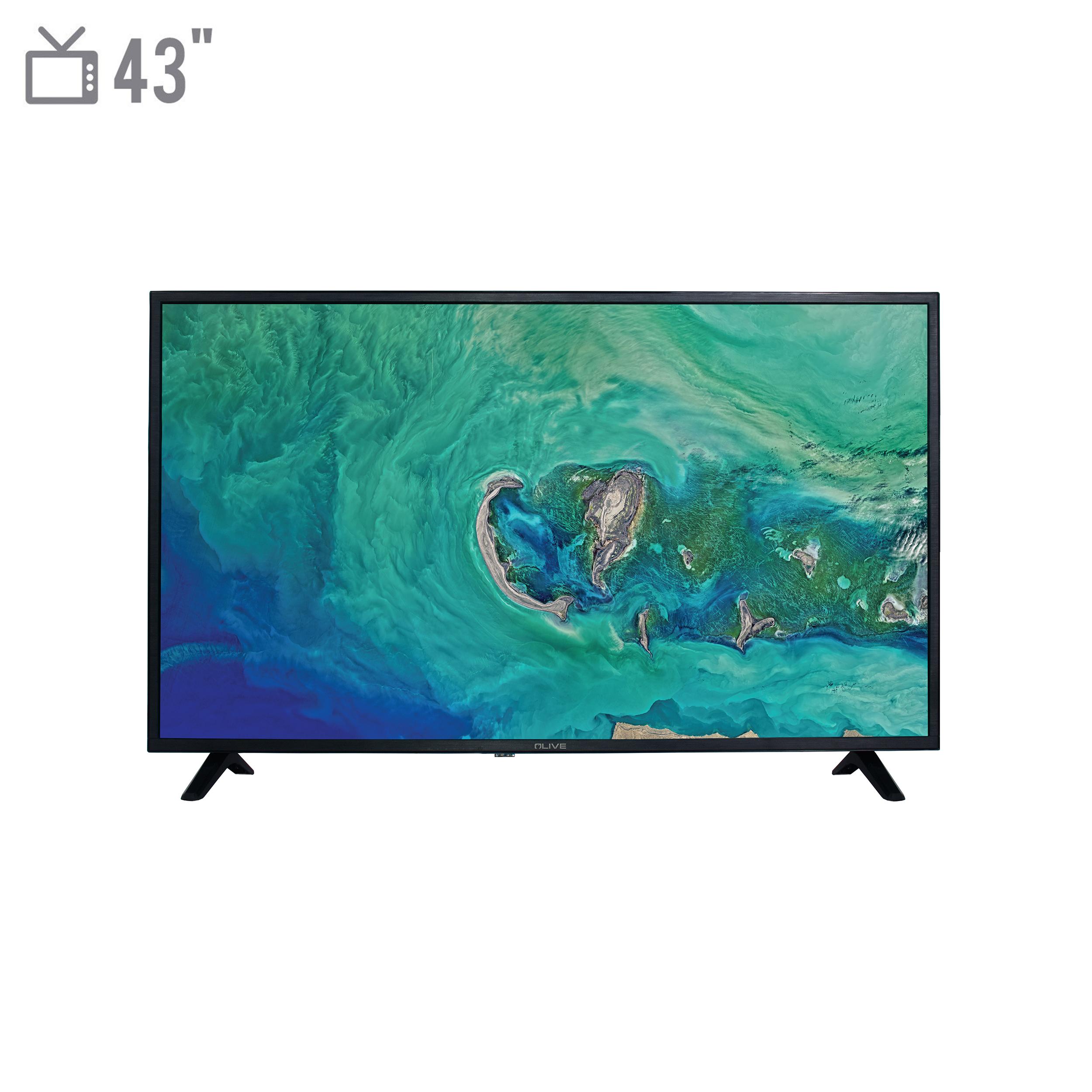 تلويزيون ال ای دی الیو مدل 43FD4410 سایز 43 اینچ
