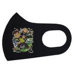 ماسک تزیینی بچگانه طرح بن تن کد 30703 رنگ مشکی