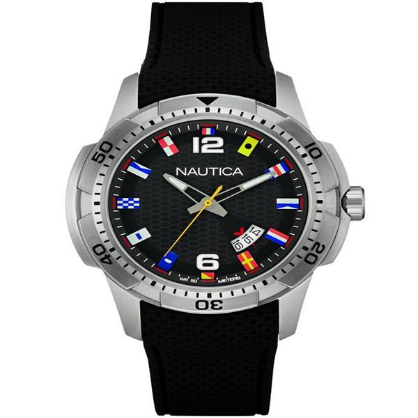 ساعت مچی عقربهای مردانه ناتیکا مدل NAI13517G